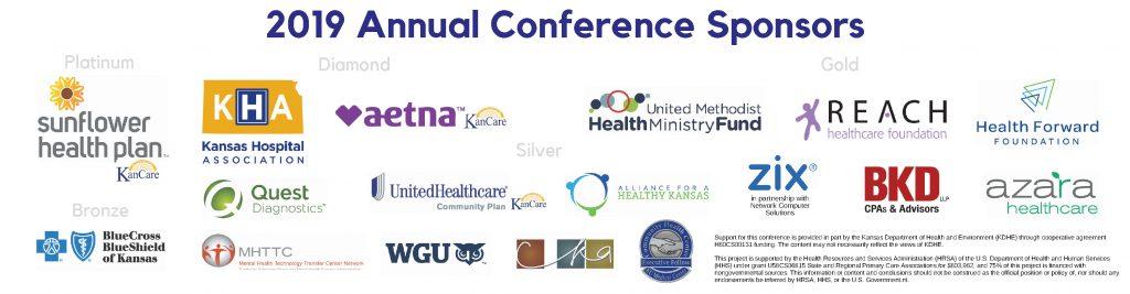 conference sponsors 2019